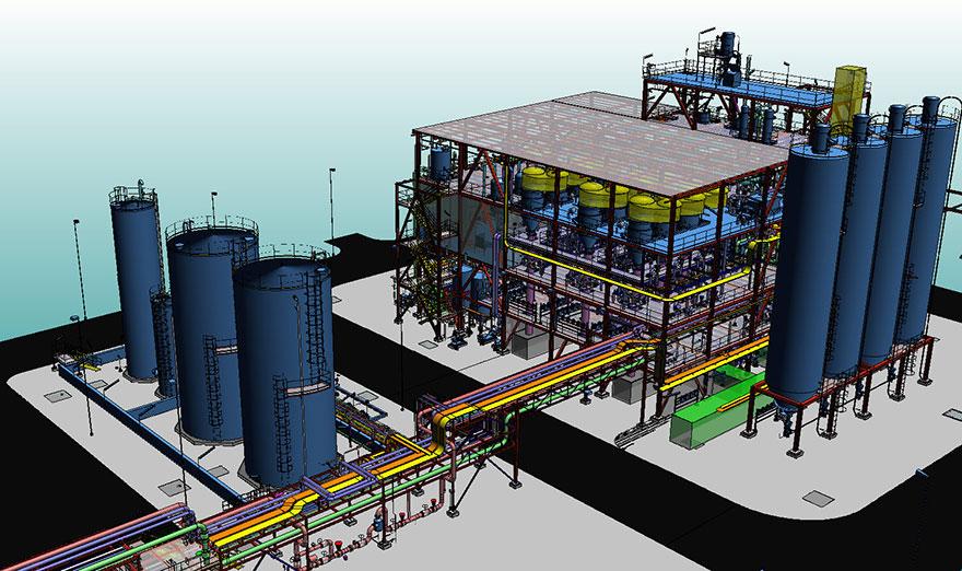 Biomass Treatment Unit